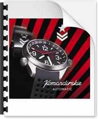 Vostok katalog 2008