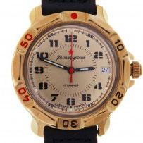 Vostok Komandirskie Classic (Golden)